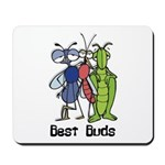 Best Buds Bug Trio Mousepad