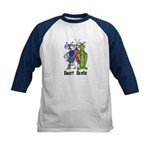 Best Buds Bug Trio Kids Baseball Jersey