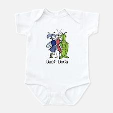 Best Buds Bug Trio Infant Bodysuit