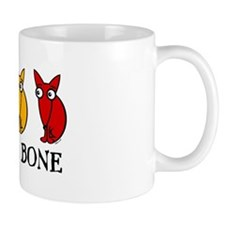 GIVE A DOG A BONE Mug