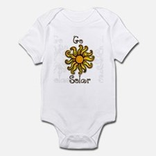 Go Solar 4 Infant Bodysuit