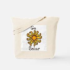 Go Solar 4 Tote Bag