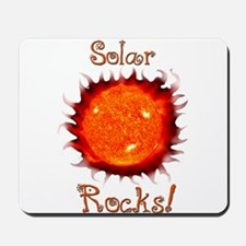 Solar Rocks 3 Mousepad