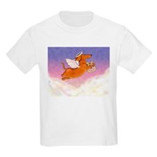 Red Doxie Angel T-Shirt