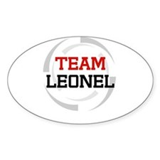 Leonel Oval Decal