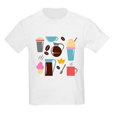 Template All Horizontal T-Shirt