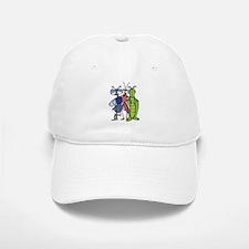 Bug Trio Baseball Baseball Cap