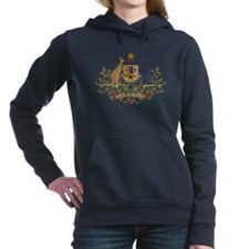 Cute Australia Women's Hooded Sweatshirt