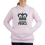 Australian Prince Women's Hooded Sweatshirt