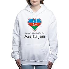 Happily Married Azerbaijani Women's Hooded Sweatsh