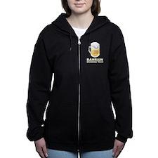 Bahrain Drinking Team Women's Zip Hoodie