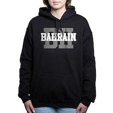 BH Bahrain Women's Hooded Sweatshirt