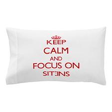 Funny Passive resistance Pillow Case