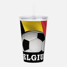 World Cup Belgium Acrylic Double-wall Tumbler