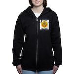 100% Made In Belgium Women's Zip Hoodie