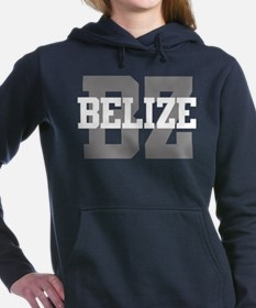 BZ Belize Women's Hooded Sweatshirt