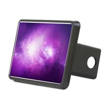 Purple Nebula Hitch Cover