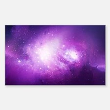 Purple Nebula Decal