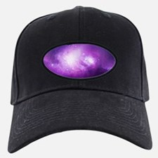 Purple Nebula Baseball Hat
