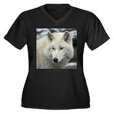 Polarwolf001 Plus Size T-Shirt