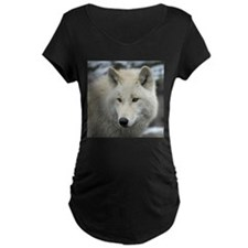 Polarwolf001 Maternity T-Shirt