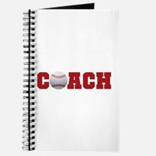 Baseball Coach 2 Journal