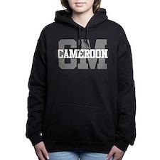 CM Cameroon Women's Hooded Sweatshirt
