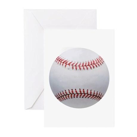 Baseball Greeting Cards (Pk of 10)