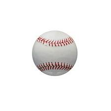 Baseball Mini Button (10 pack)