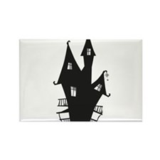 Haunted House Magnets