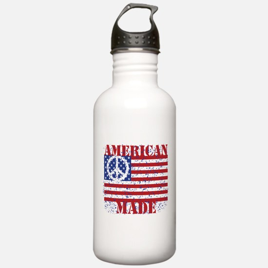 Cute American made Water Bottle