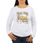 Treasure Chest Women's Long Sleeve T-Shirt