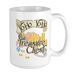 Treasure Chest Large Mug