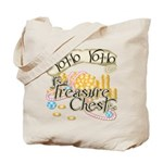 Treasure Chest Tote Bag