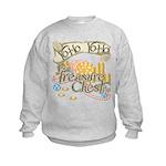 Treasure Chest Kids Sweatshirt