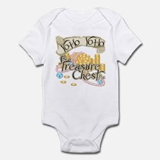 Treasure Chest Infant Bodysuit