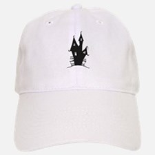 Haunted House Baseball Baseball Baseball Cap
