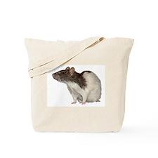 Cute Brown rat Tote Bag
