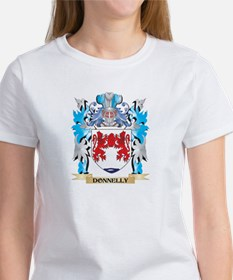 Donnelly Coat of Arms - Family Crest T-Shirt