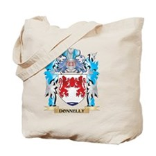 Cute Donnelly coat of arms Tote Bag