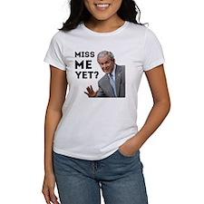 Miss Me Yet? Anti Obama T-Shirt
