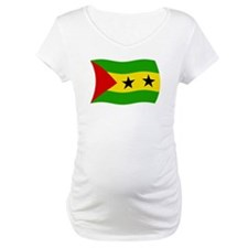 Sao Tome & Principe Flag Shirt
