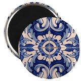 Portuguese tiles Magnets