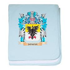 Funny Dorian baby blanket