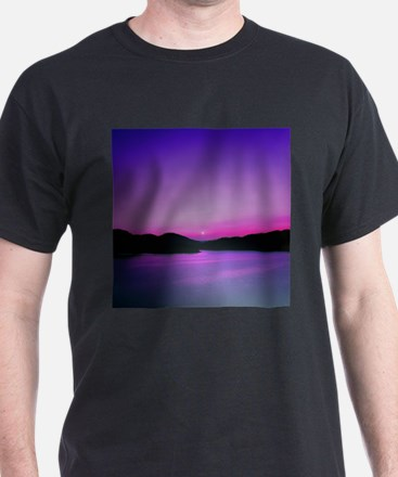 Moonrise Sunset T-Shirt