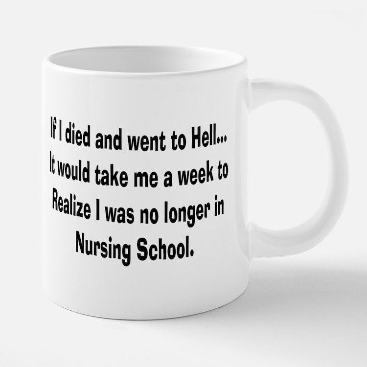 Funny Nursing Student Mugs