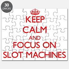 Unique Slots Puzzle