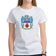 Douglas Coat of Arms - Family Crest T-Shirt