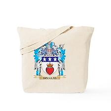 Cute Douglas tartan Tote Bag
