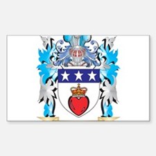 Douglas Coat of Arms - Family Crest Decal